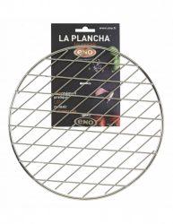 Plancha melegentartó rács- kör alakú